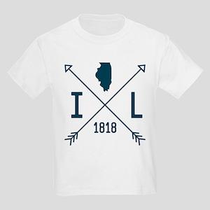 Illinois Arrows Kids Light T-Shirt