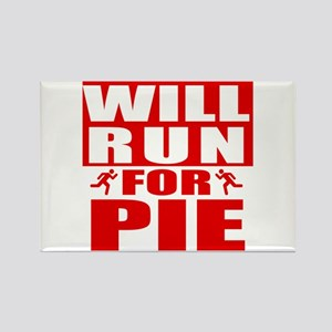 Run for Pie (Red) Magnets