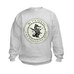 USS EVERGLADES Kids Sweatshirt