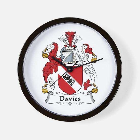 Davies Wall Clock