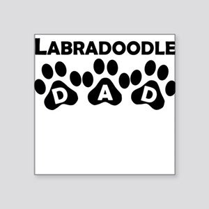 Labradoodle Dad Sticker