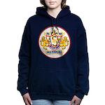 USS EVERSOLE Women's Hooded Sweatshirt