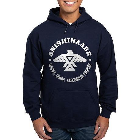 CafePress Anishinaabe Flag Hoodie Hooded Sweatshirt