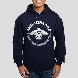 Anishinaabe Flag Hoodie
