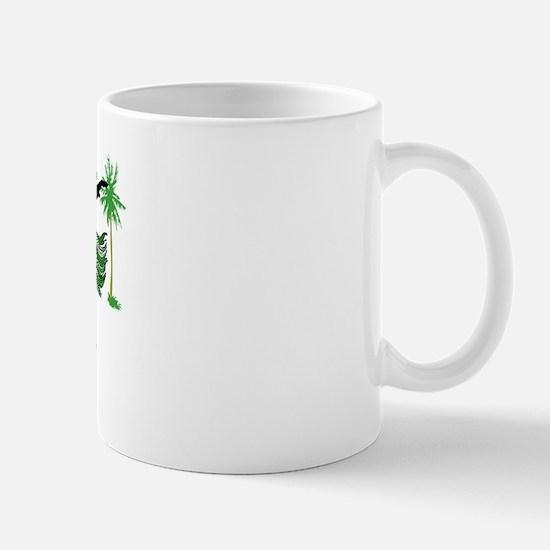 Island Bride Mug