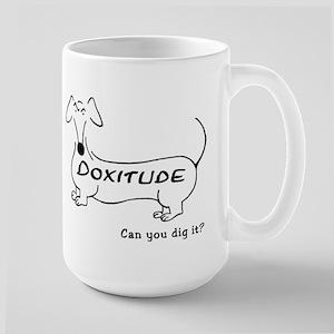 Maximum Doxitude Large Mug