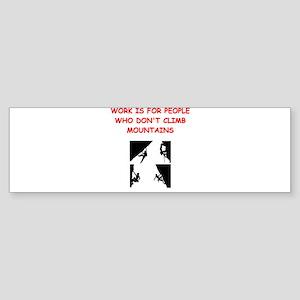 MOUNTAIN1 Bumper Sticker