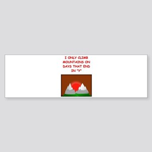 MOUNTAIN2 Bumper Sticker
