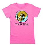 Year of the Ox Girl's Tee