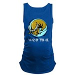 Year of the Ox Maternity Tank Top