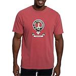 Badge-Paterson [Fife] Mens Comfort Colors Shirt