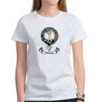 Badge-Paterson [Fife Women's Classic White T-Shirt