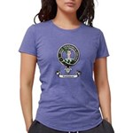 Badge-Paterson [Fife] Womens Tri-blend T-Shirt