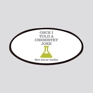 Chemistry Joke Patches