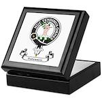 Badge-Paterson [Fife] Keepsake Box