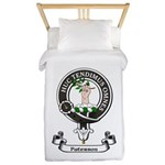 Badge-Paterson [Fife] Twin Duvet Cover