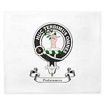 Badge-Paterson [Fife] King Duvet
