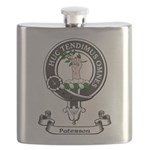 Badge-Paterson [Fife] Flask