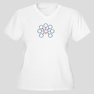 Bukkake Plus Size T-Shirt