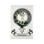 Badge-Paterson [Fife] Rectangle Magnet