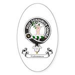 Badge-Paterson [Fife] Sticker (Oval 10 pk)