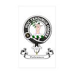 Badge-Paterson [Fife] Sticker (Rectangle 50 pk)