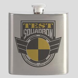 TEST Squadron Flask