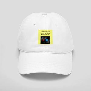 RECORDS6 Baseball Cap