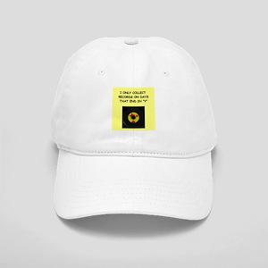 RECORDS1 Baseball Cap