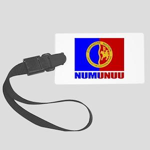 Comanche (Numunuu) Luggage Tag