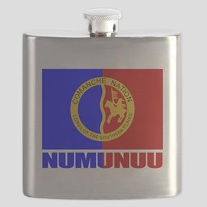 Comanche (Numunuu) Flask
