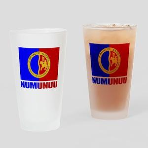 Comanche (Numunuu) Drinking Glass