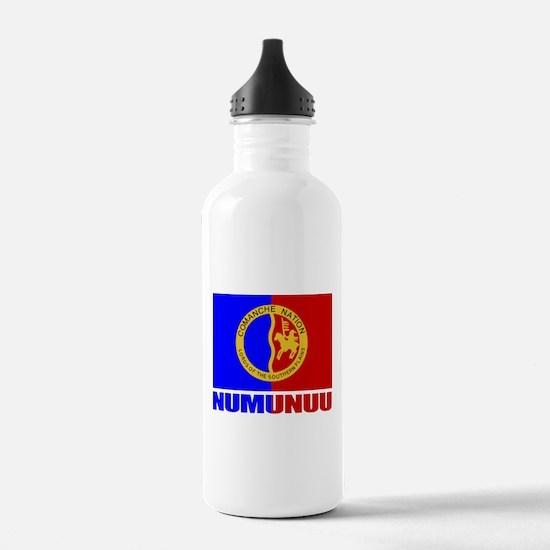 Comanche (Numunuu) Water Bottle