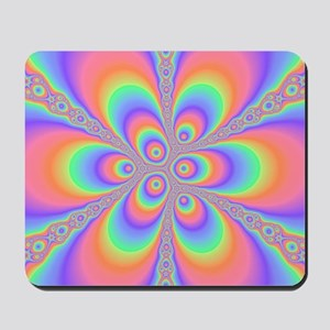 Pastel Chains Mousepad