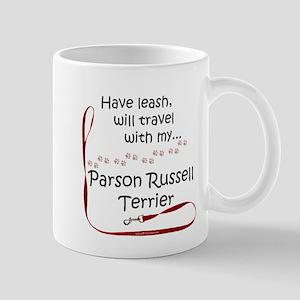 Parson Travel Leash Mug