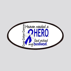Colon Cancer HeavenNeededHero1 Patches