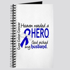 Colon Cancer HeavenNeededHero1 Journal