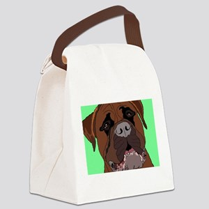 Mister Mastiff Canvas Lunch Bag
