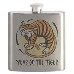 Yr of Tiger Flask