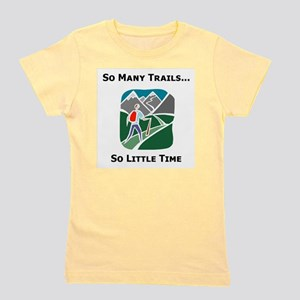 So Many Trails Girl's Tee