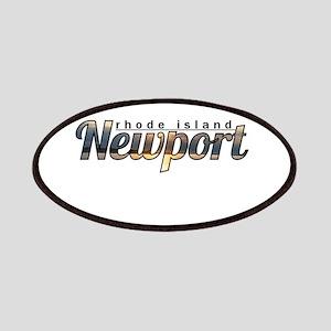 Newport Rhode Island Patches