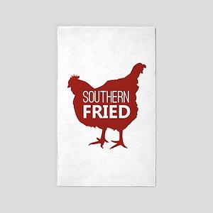 Southern Fried 3'x5' Area Rug