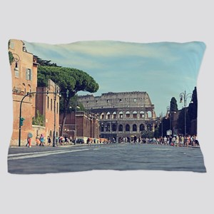 roman days  Pillow Case