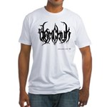 DJ Demchuk Shadow Logo T-Shirt