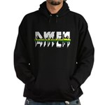DJ ABDUCTED - Amen Brother 2014 Hoodie
