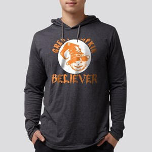 Halloween Great Pumpkin Believ Long Sleeve T-Shirt
