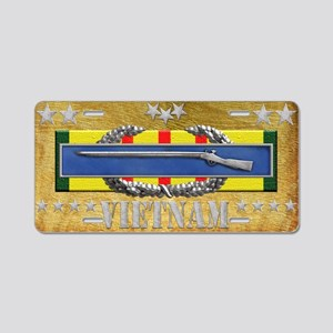 Harvest Moons CIB-Vietnam Aluminum License Plate