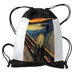 screampuzzle Drawstring Bag
