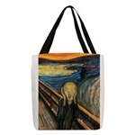 screampuzzle Polyester Tote Bag
