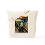 screampuzzle Tote Bag